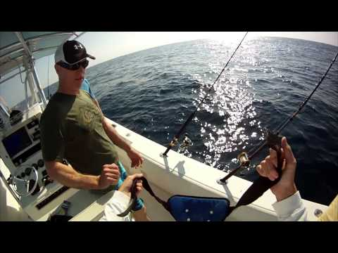 Fishing With Joop - Episode 35 - Big Bull Shark Cobia and Yellowtail Snapper