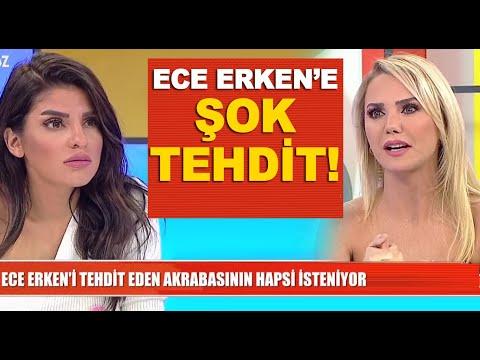 Ece Erken'i açık açık tehdit etti! (Avukatı canlı yayında olayı anlattı)