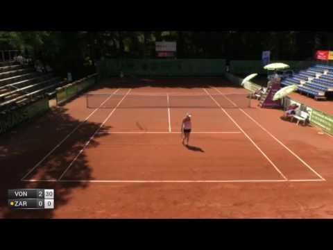 Von Deichmann Kathinka v Zarycka Anastasia - 2017 ITF Darmstadt