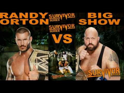 résultat wwe survivor series 2013