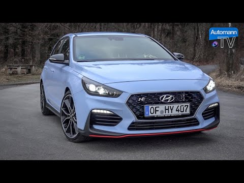 Hyundai i30 N Performance DRIVE SOUND 60FPS