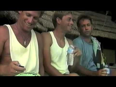 GLAND INDONESIA JUNEJULY OF 1992 GERRY LOPEZ, AND FAMILY,   PLUS SOME OF THE TOP SURFERS IN