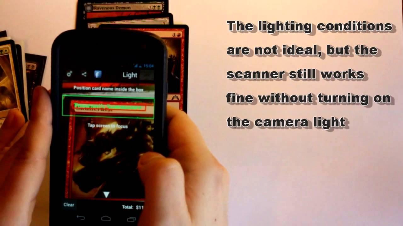 mtg card scanner | Cardonline co