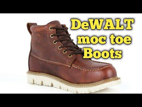 Dewalt Boots - YouTube