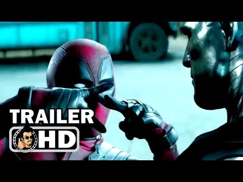 "DEADPOOL 2 ""Bigger and Sexier"" TV Spot Trailer (2018) Ryan Reynolds Marvel Superhero Movie HD"