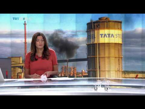 Steel summit in Brussels amid industry crisis, TRT World's Azhar Sukri weighs in