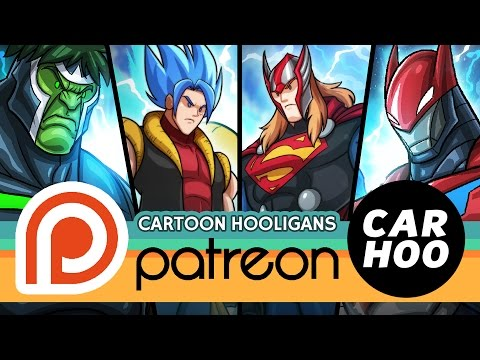 CartoonHooligans Patreon Launch Video