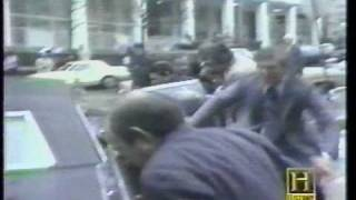 Jerry Parr - Tim McCarthy - John Guy - U.S. Secret Service - Ronald Reagan Assassination Attempt