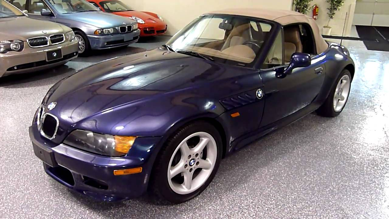 1998 bmw z3 2dr roadster 2 8l 2017 sold youtube. Black Bedroom Furniture Sets. Home Design Ideas