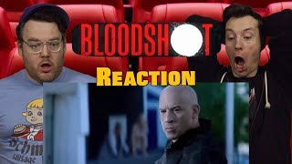 Bloodshot - Trailer Reaction / Review / Rating