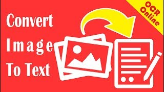 Gambar cover How To Convert Image To Text With OCR Online in Urdu / Hindi