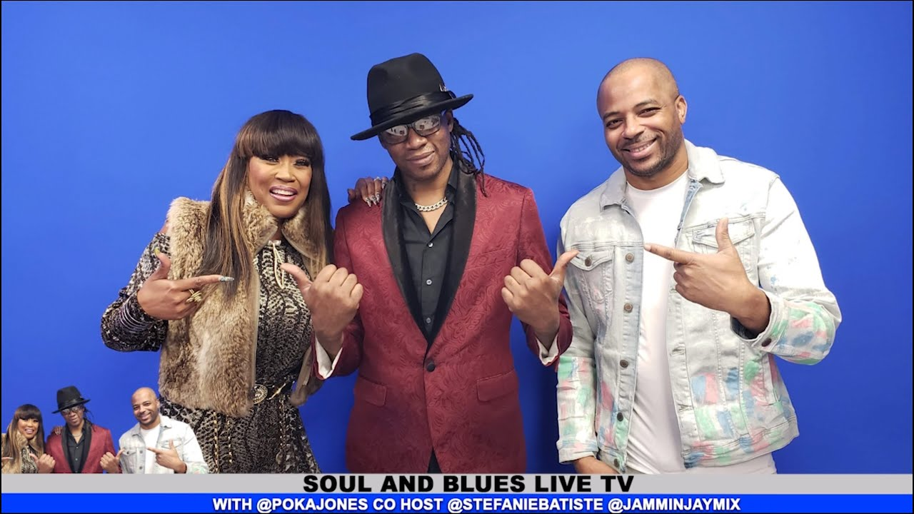 | Video | Soul & Blues Live TV  (Feat. Elle Jai)