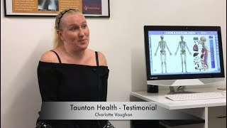 Back Pain Gone! Mobility Restored! - Taunton Health Testimonial - Osteopath Taunton