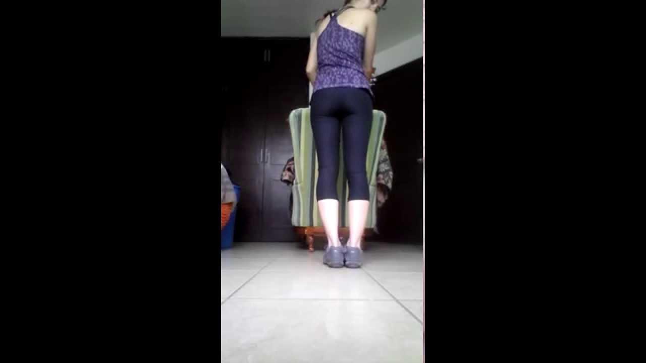 Fortalece pantorrilla ejercicios en casa para ponerse en forma youtube - Ponerse en forma en casa ...