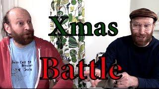 A very merry Ken Tanaka VS David Ury  Christmas. 田中けんクリスマス大会 thumbnail