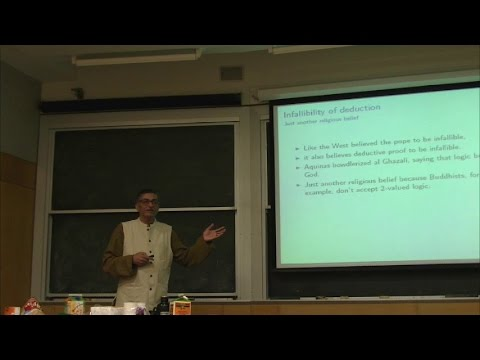 Calculus: The Real Story - Prof. C. K. Raju
