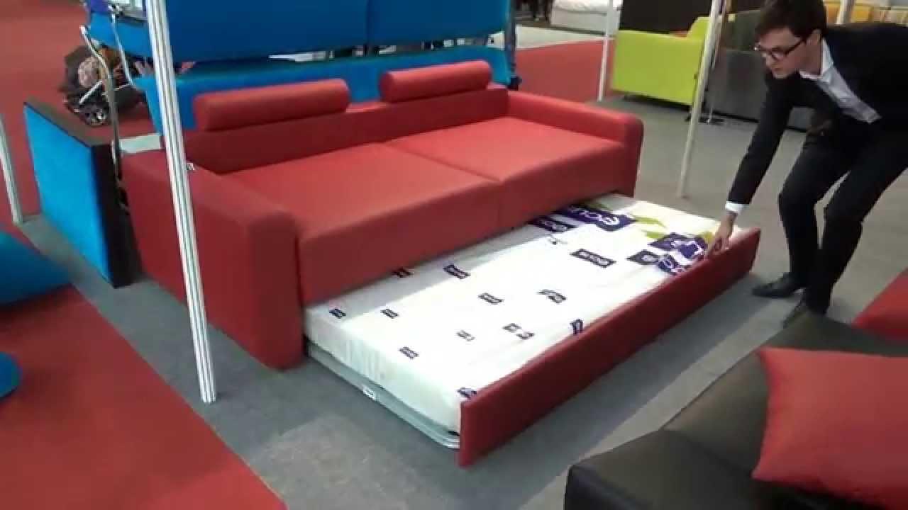 Descatalogado  Sofa cama nido de catalogo increible