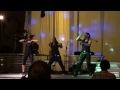 Actuacion de Baile Fiestas Santa Adela 2010 Motril. Academia Ojos Negros Motril