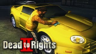 Dead to Rights 2 - Mission #2 - Ice Rink