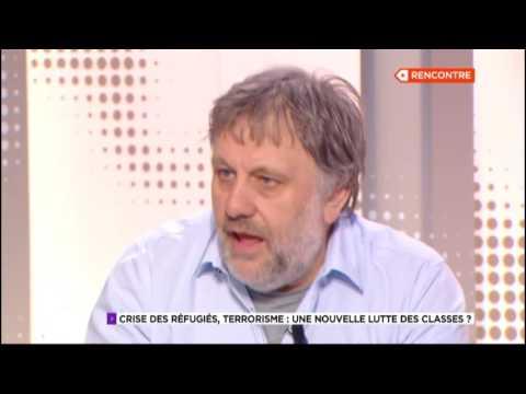 Slavoj Žižek sur  ARTE - 02 juin 2016