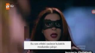 """Murat komser, maskeli kiza zehra diyor !!! Kertenkele (""""yeniden doğus"""")"""