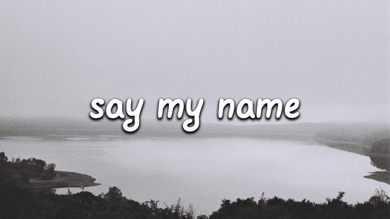 David Guetta - Say My Name (Lyrics) ft  Bebe Rexha, J Balvin