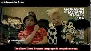 G-Dragon x TaeYang In Paris 2014 [Sub Español] (1) DVD