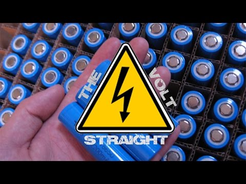 The Straight Volt - Ep 05: Best 18650 Batteries Revealed!
