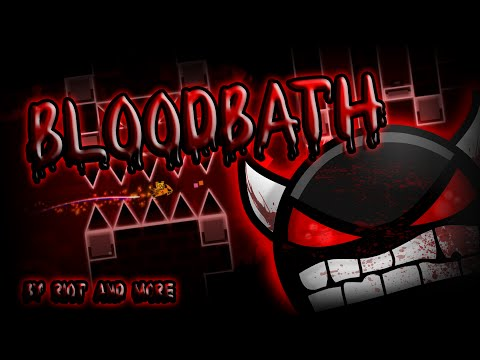 Geometry Dash | EXTREME DEMON!!! | Bloodbath by Riot and more {Live}
