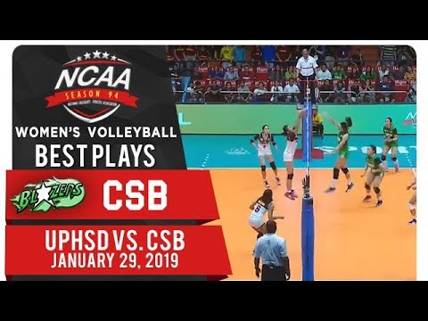 NCAA 94 WV Final Four: Rachel Austero delivers solid quick kill! | CSB | Best Plays