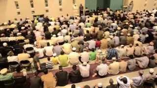 Funeral of American Ahmadiyya doctor shot dead in Pakistan