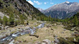 Urlaub in Österreich - für Sportler und Naturliebhaber - Aktiv im Sommer im Pitztal Tirol