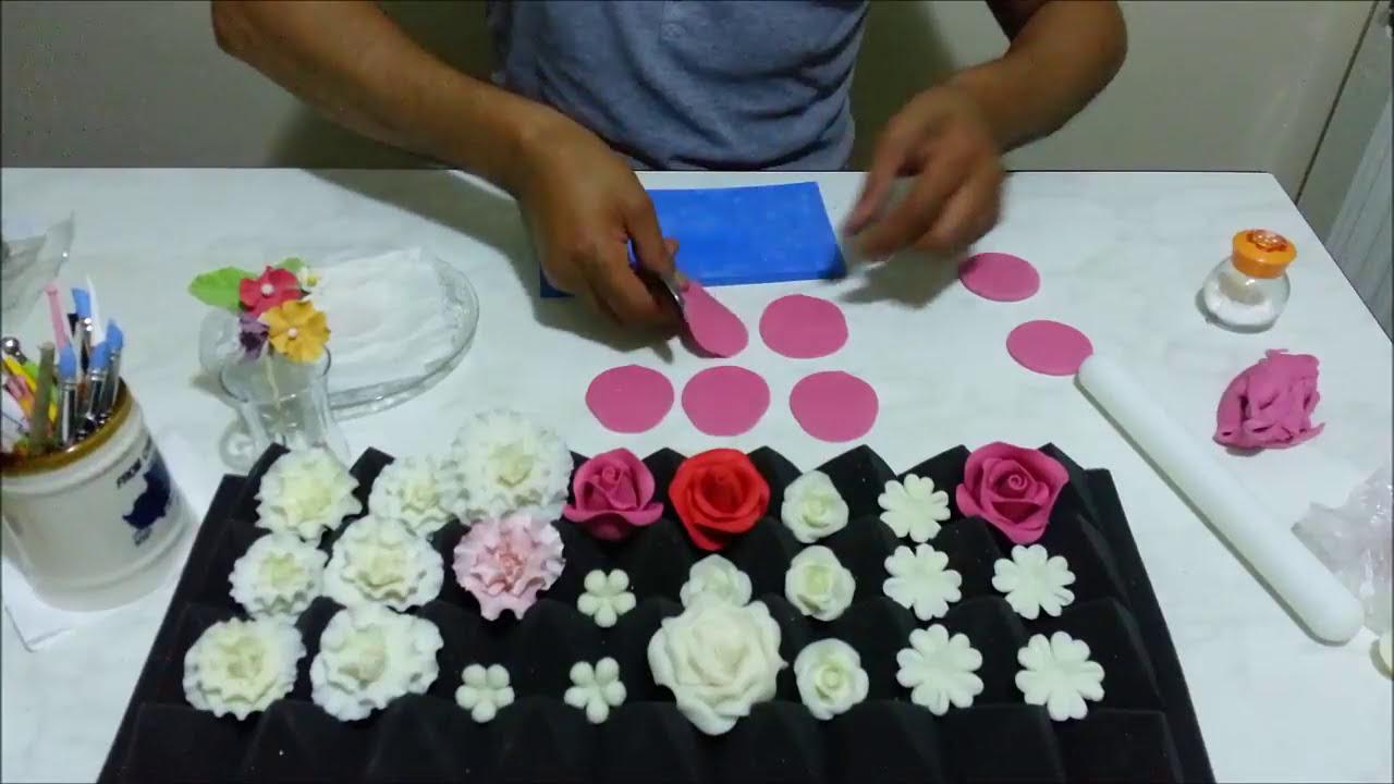 ★Kadın Figürü Nasıl Yapılır?/ How to Make Female Figure with Sugar Paste?★