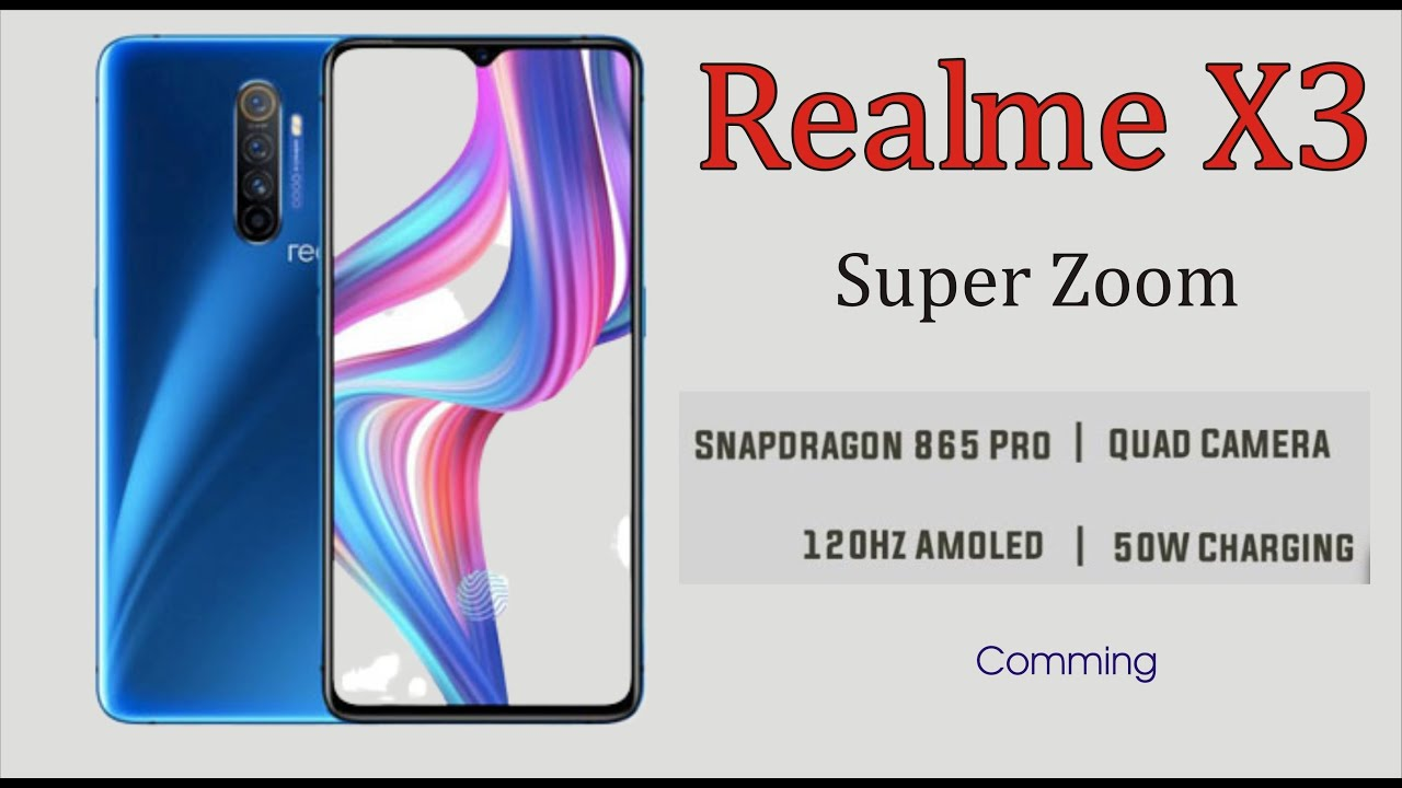 Realme X3 Review And Price In Pakistan And India Camera Ram