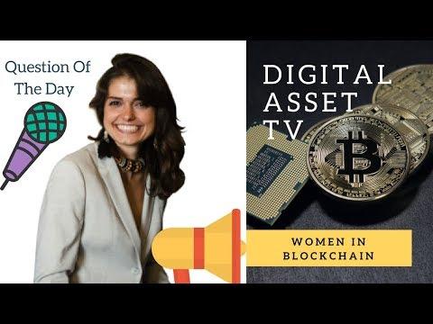 Digital Assets TV: Where to find women in blockchain