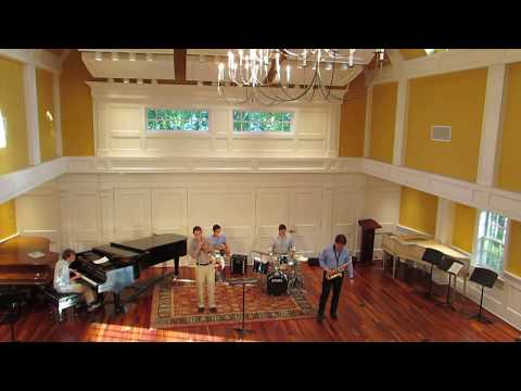 Wellesley Jazz Combo - Blue (originally by Mnozil Brass)