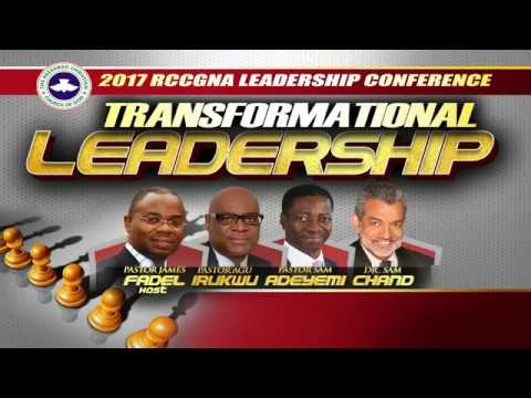 Dr. Sam Chand (Session 3A) - RCCGNA Leadership Conference 2017