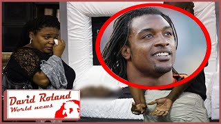 Cedric Benson Funeral - Open casket- Leaked funeral footage of beloved Football player