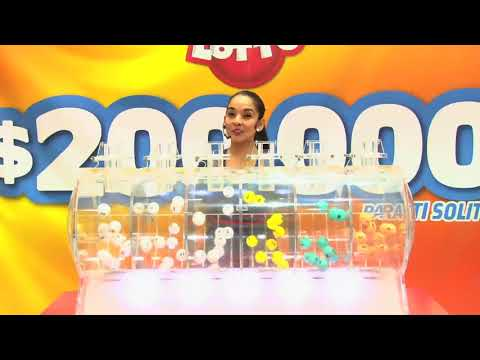 Sorteo Lotto 1851 24-AGO-17
