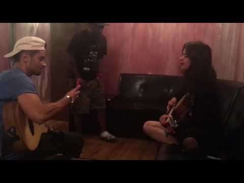 Camila Cabello with Jake Miller covering Daughters by John Mayer