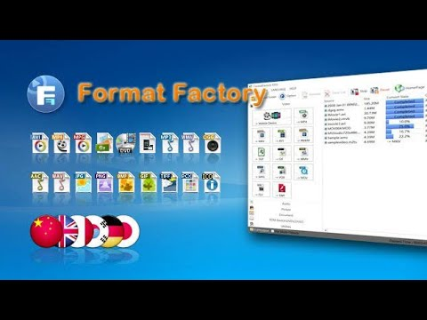 HOW TO INSTALL (PLUS DOWNLOAD LINK) FORMAT FACTORY FOR PC (100% OFFICIAL)