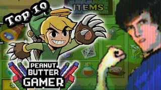 Game | Top 5 Zelda Items! | Top 5 Zelda Items!