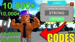 All *ULTIMATE* secret codes in weight lifting sim 3 - roblox (nederlands)