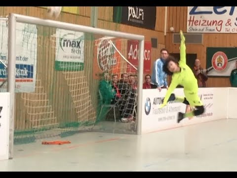 11Y GK Bobby - Best GK Intern. Hallenmasters Traunreuth