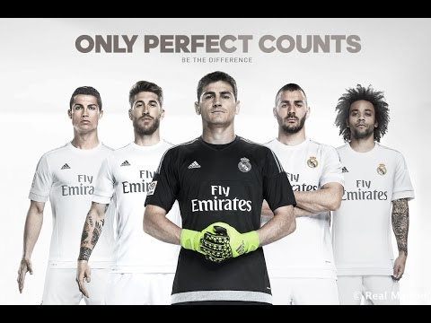 Only perfect counts - Real Madrid