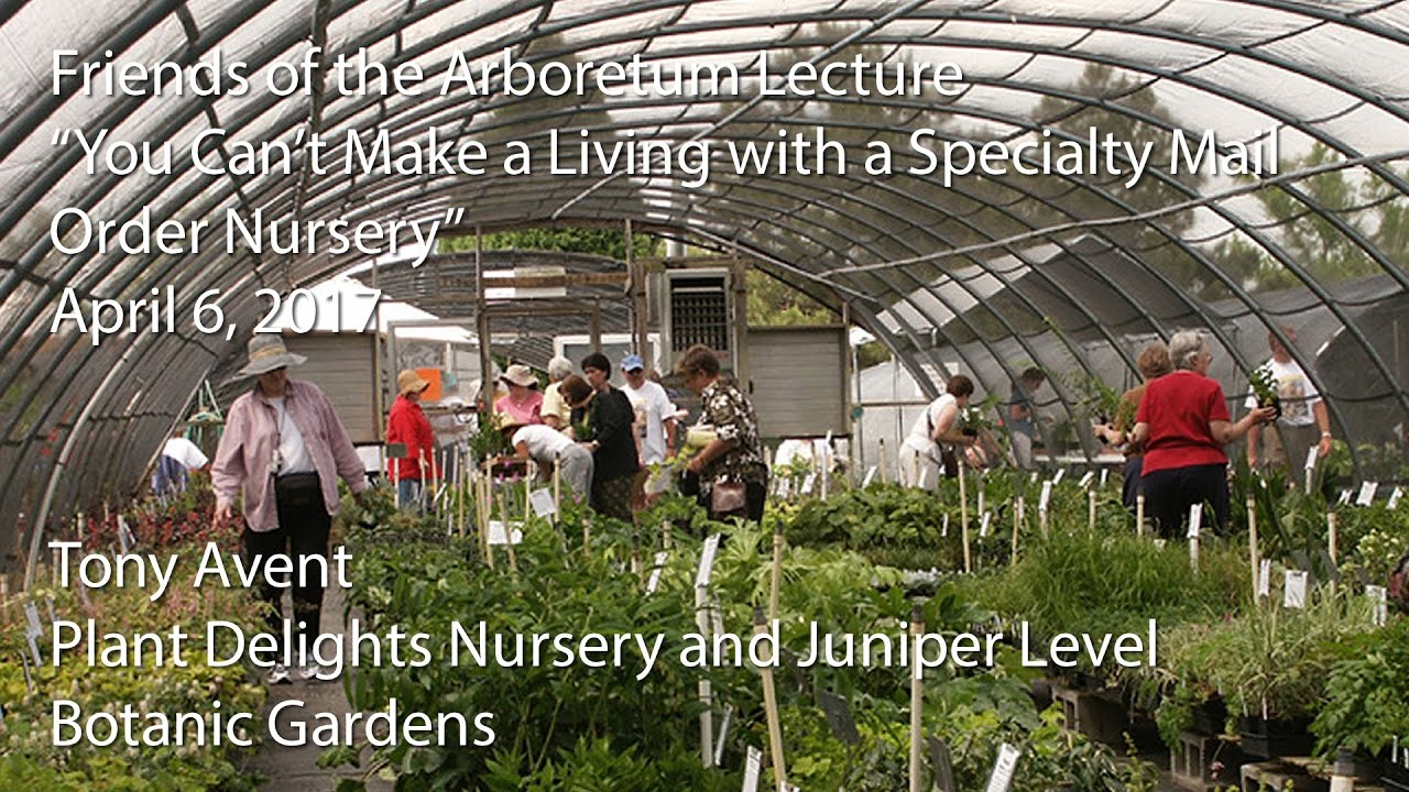 You Can T Make A Living With Specialty Mail Order Nursery