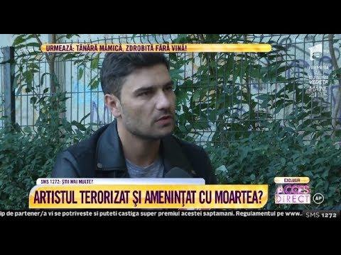 Karym, artistul terorizat și amenințat cu moartea de frații săi