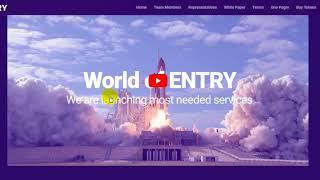Обзор проекта Entry: банковские технологии+блокчейн