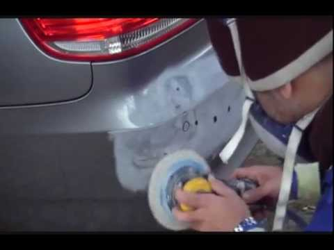 Car bumper repair, paint,mobile car repairs, in under 10 mins.
