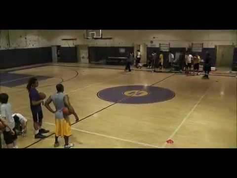 Basketball Training - Coach Ido Singer - Agility and footwork clinic - Full Clinic